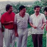 Campaña al Congreso con dirigentes del municipio de AChi- Bolivar